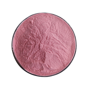 Spray dry strawberry powder for beverages